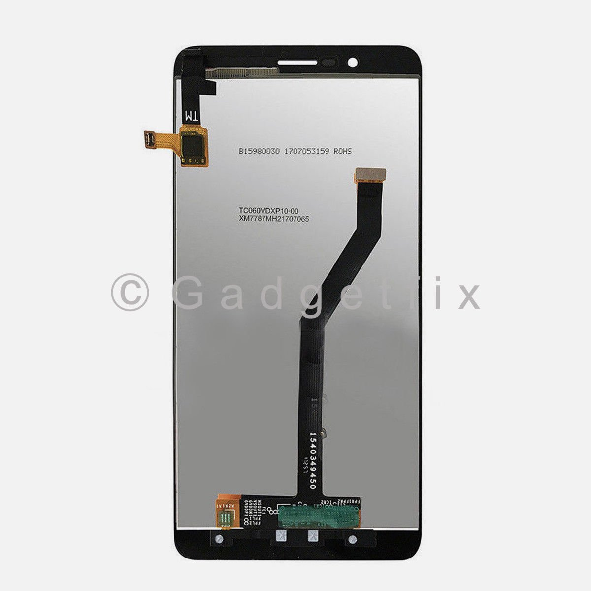 Display LCD Screen Touch Screen Digitizer Replacement For ZTE Blade Z Max Z982