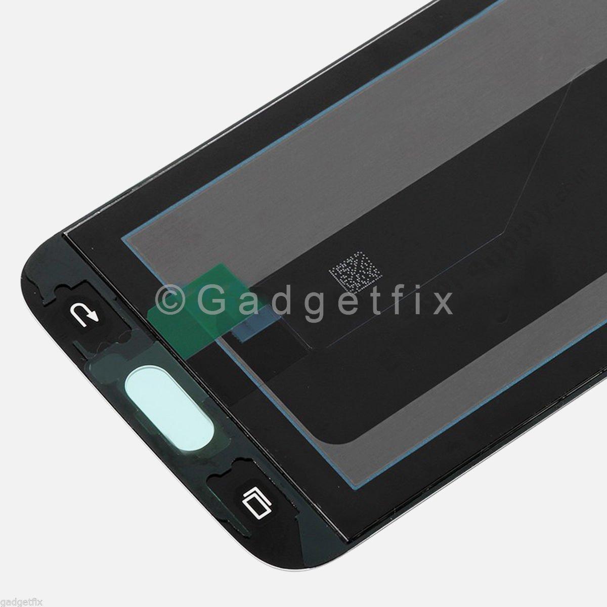 Gold Samsung Galaxy S6 G920 G920F G920A G920T G920V G920P LCD Screen Touch Screen Digitizer A