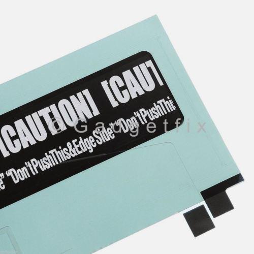 LCD Screen Back Adhesive Sticker Glue Tape fo Samsung Galaxy S6 Edge G925A G925P