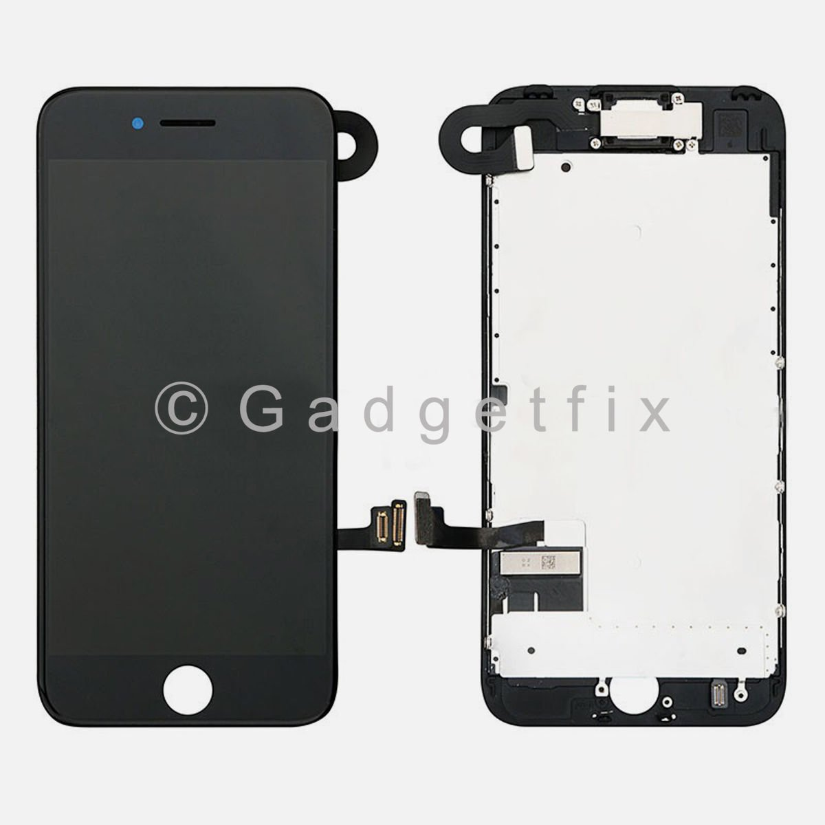 LCD Screen Display Touch Screen Digitizer Replacement For iPhone 7 + Small Parts