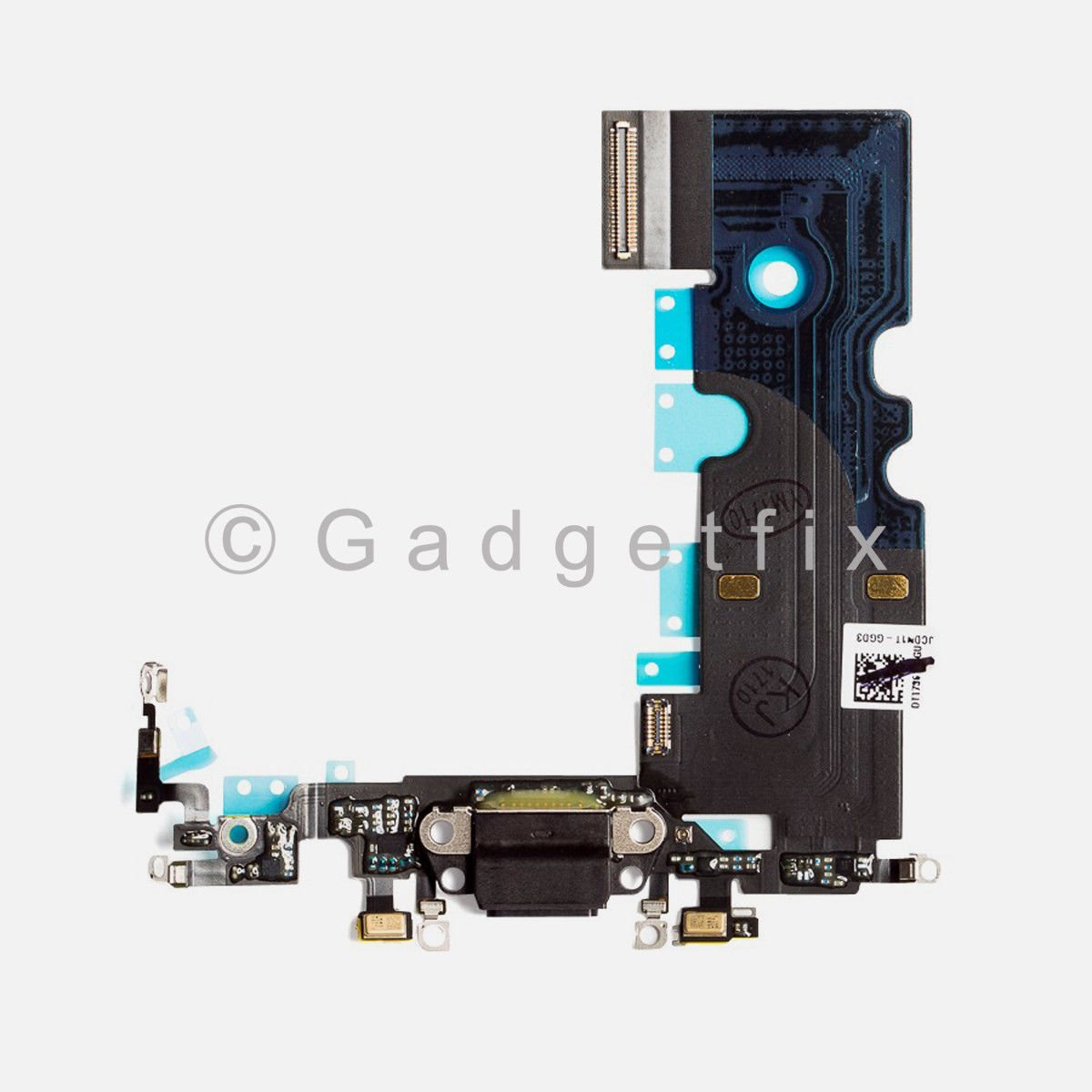 Lightning Charger Charging Port Dock Flex Cable Replacement Parts For iPhone 8