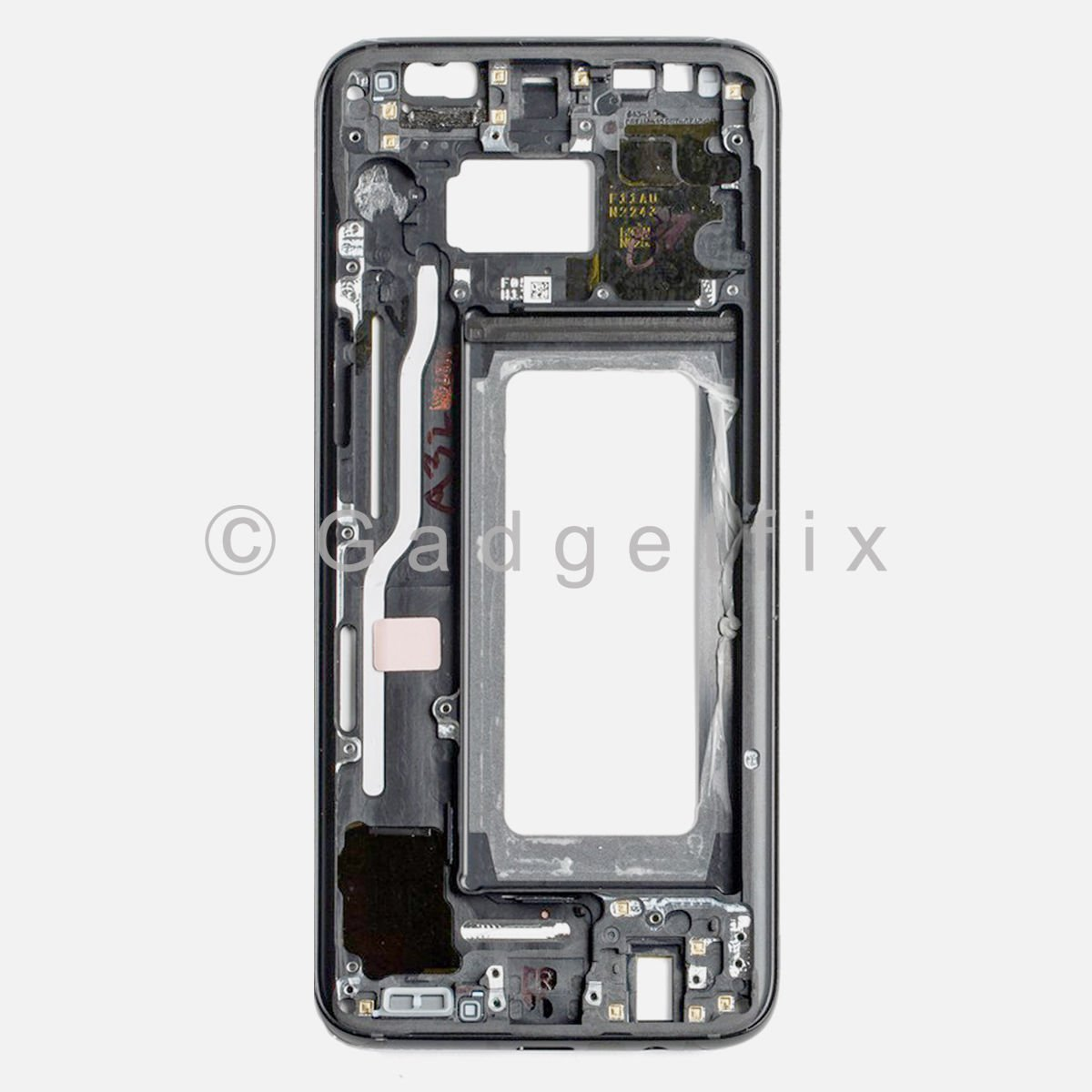 ... Middle Frame Bezel Mid Chassis Housing. Item: 232456566126 Condition: New Availability: In Stock. Blue Gray Silver Black