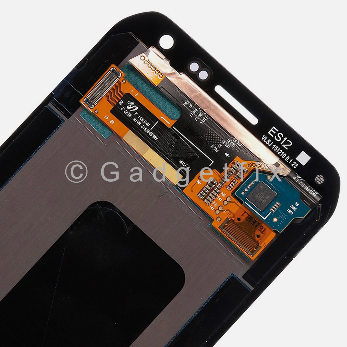 gray samsung galaxy s6 active g890 g890a lcd display touch screen digitizer 351878534023. Black Bedroom Furniture Sets. Home Design Ideas