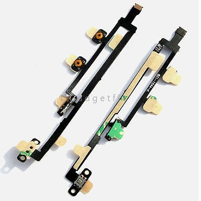 Tablet & eBook Reader Accs iPad MiniiPad Air Power Button Volume Button Flex Cable On/Off Switch Cable Computers/Tablets & Networking