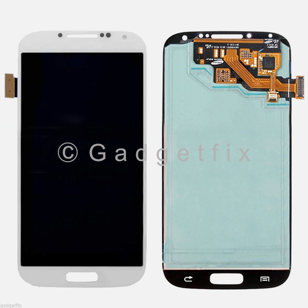 Samsung Galaxy S4 i545 L720 M919 R970 White LCD Screen + Digitizer Touch Screen