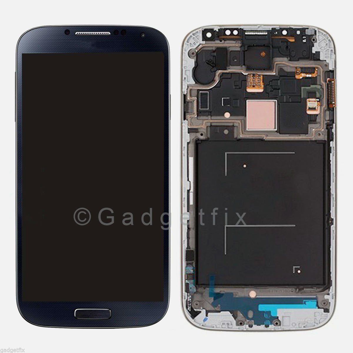Samsung Galaxy S4 i9505 L720T LCD Screen Display Touch Screen Digitizer + Frame