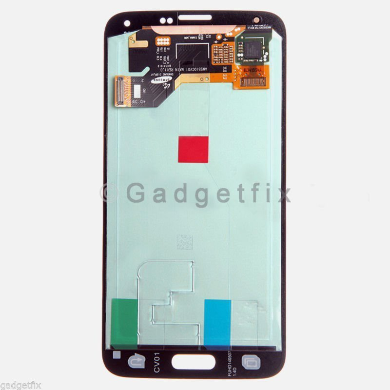 Samsung Galaxy S5 G900A G900T G900V G900P G900F LCD Touch Screen Digitizer
