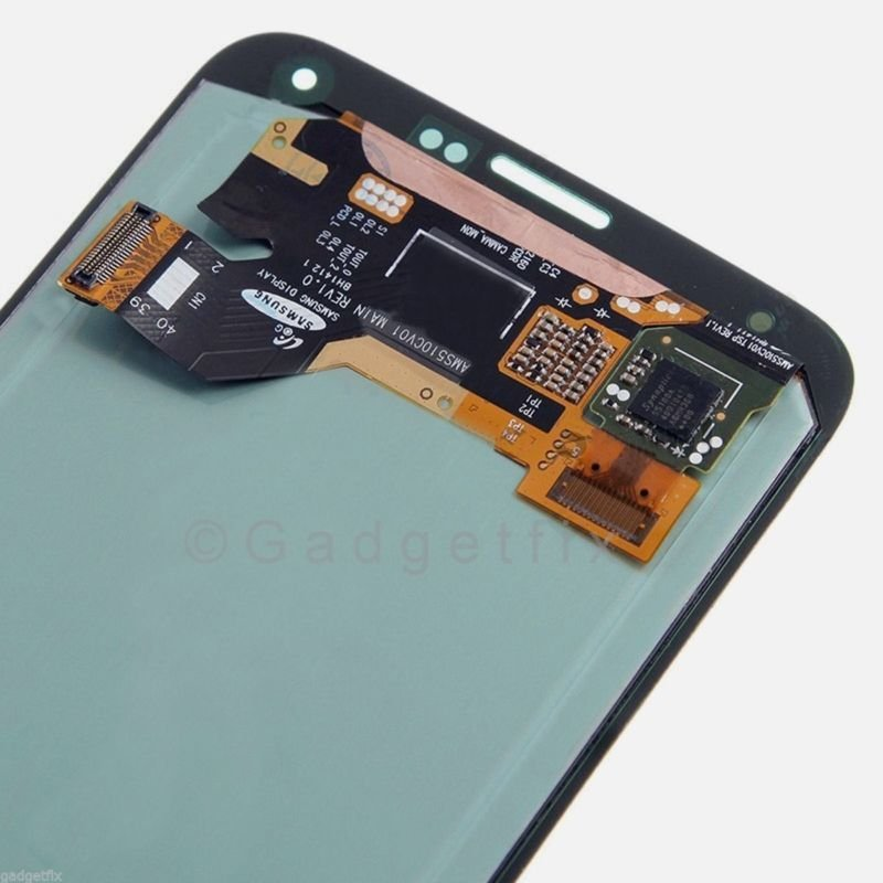 how to change lcd screen on samsung s5