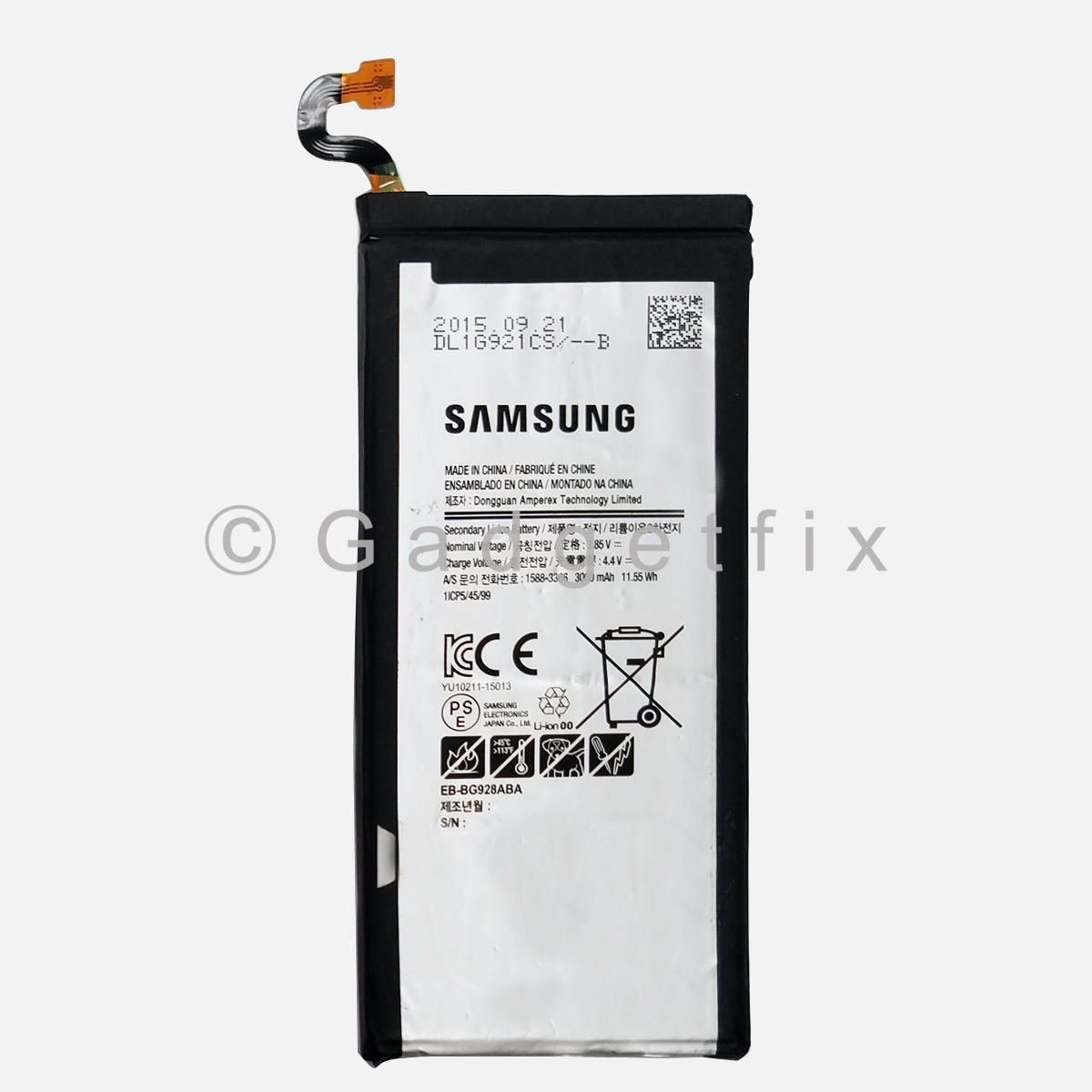 Samsung Galaxy S6 Edge Plus G928A G928T G928V G928P EB-BG928ABA 3000 mAh Internal Battery