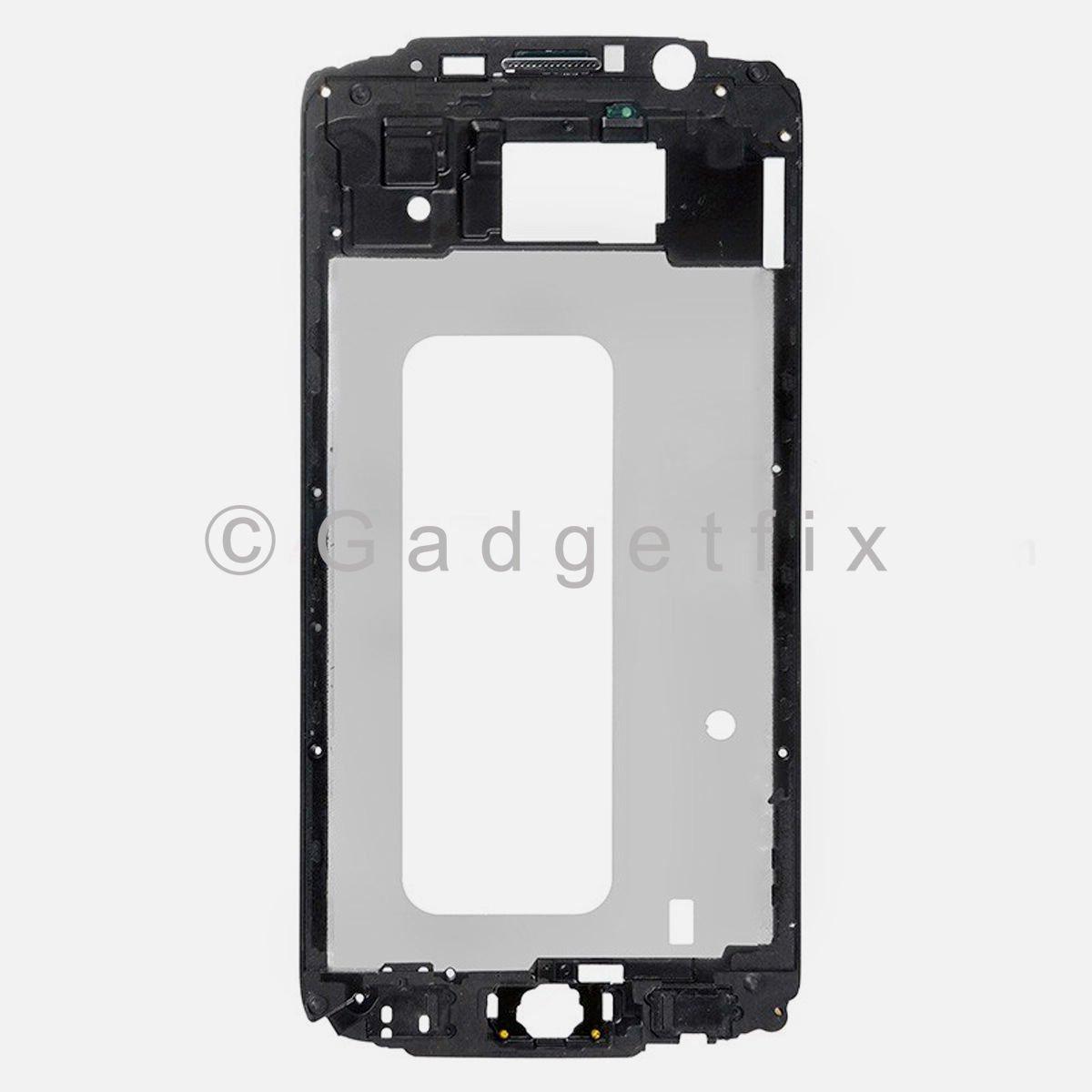 Samsung Galaxy S6 G920V G920P LCD Screen Mid Frame Holder Bezel ...