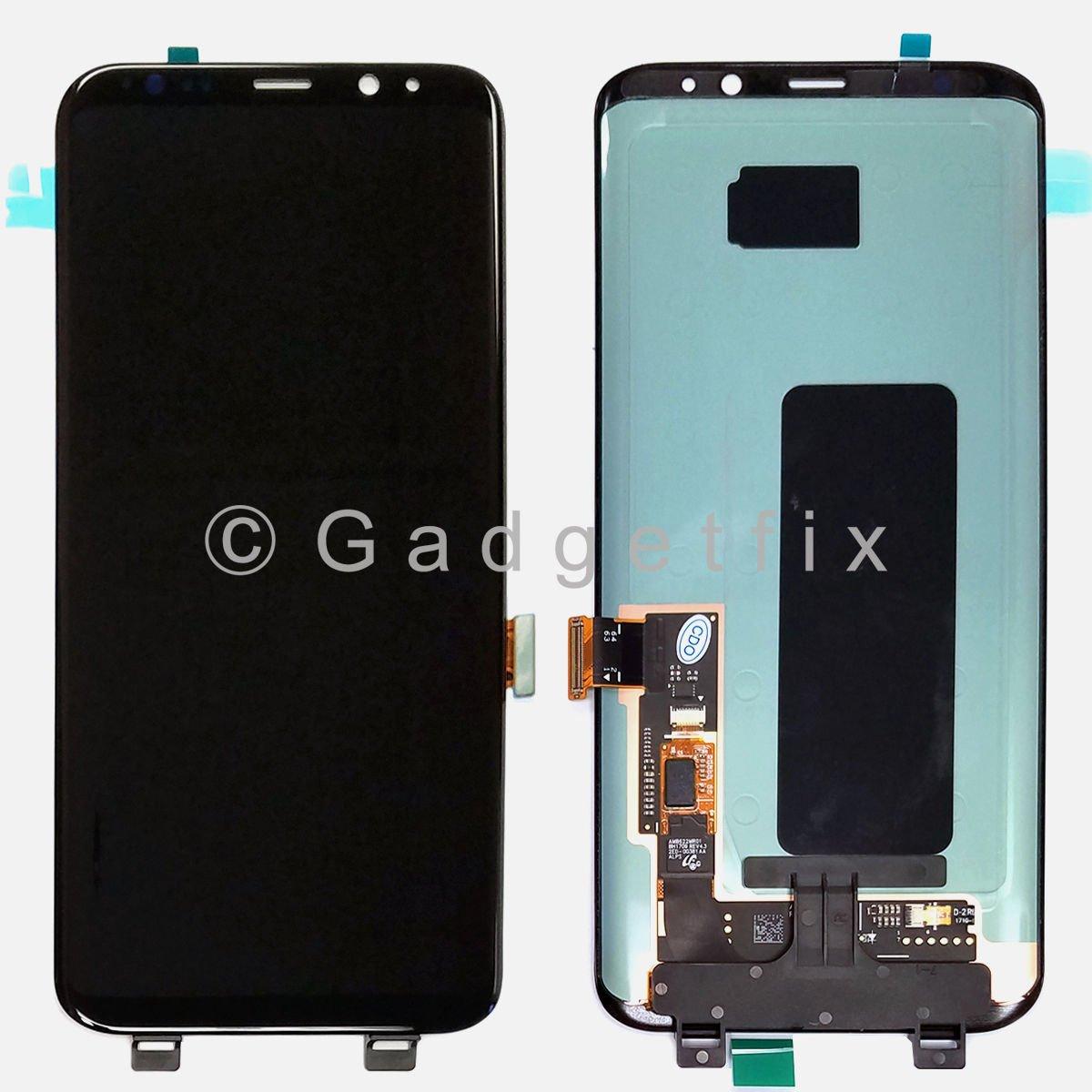 Samsung Galaxy S8 Plus G955A G955T G955V G955P LCD Screen Touch Screen Digitizer