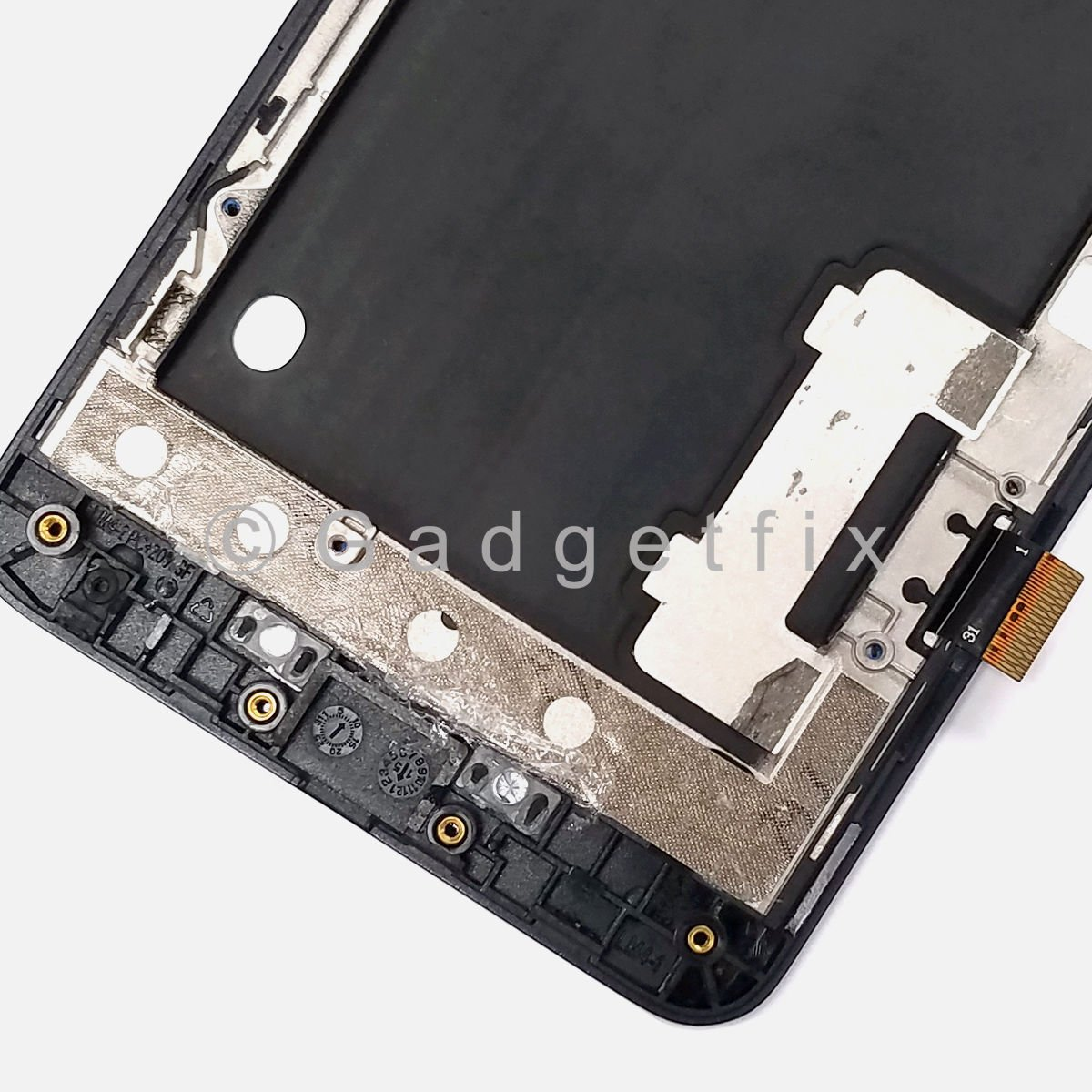 Touch Screen Digitizer LCD Display + Frame Assembly For ZTE Avid