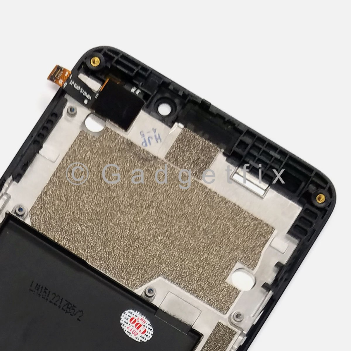 Touch Screen Digitizer LCD Display + Frame For Boost Mobile