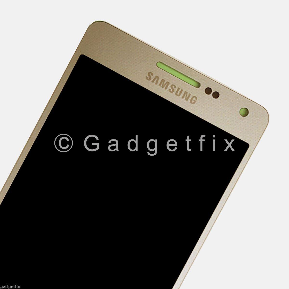 USA Gold Samsung Galaxy A5 A500H A500M A5000 A500F1 LCD