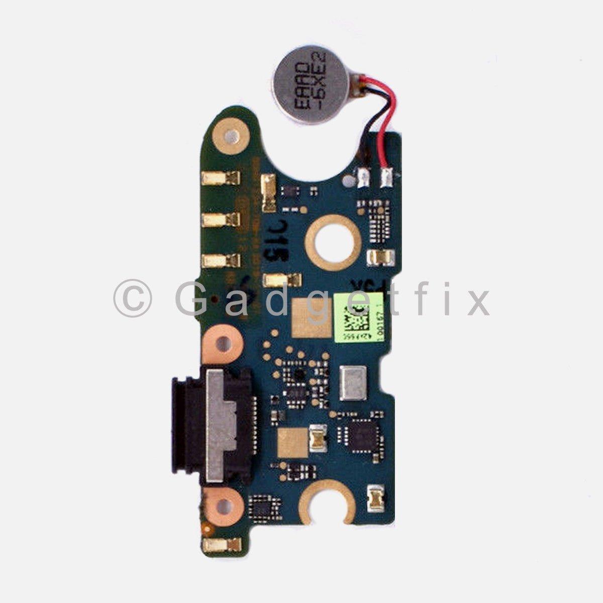 HTC U11 USB Charging Port Dock Connector Mic Vibrator Flex Cable Replacement