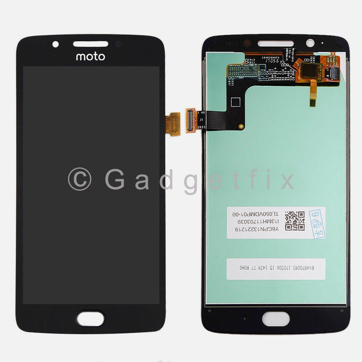 USA LCD Display Touch Screen Digitizer For Motorola Moto G5 XT1670 XT1671 XT1677