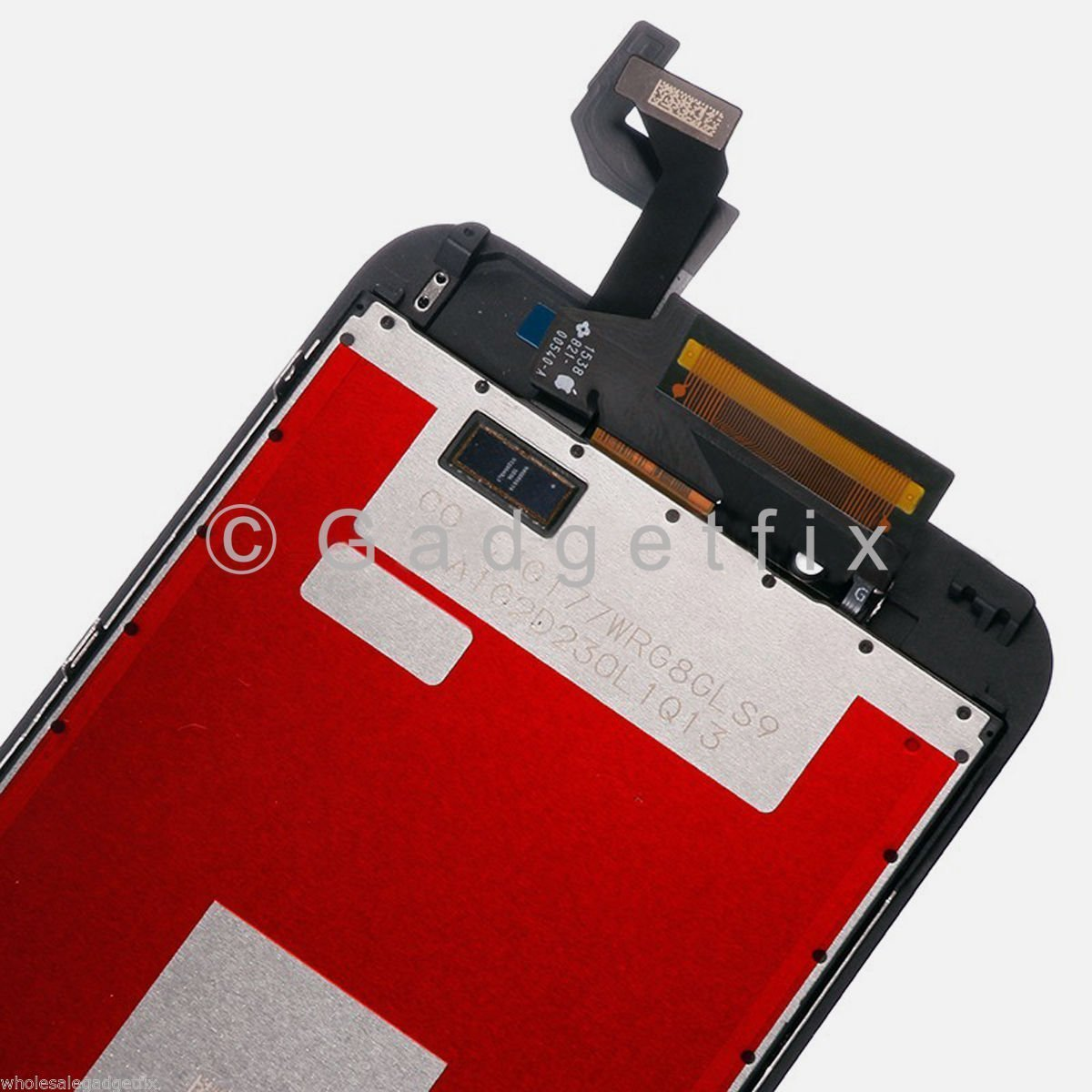 Black LCD Screen Display + Touch Screen Digitizer + Frame for iphone 6S
