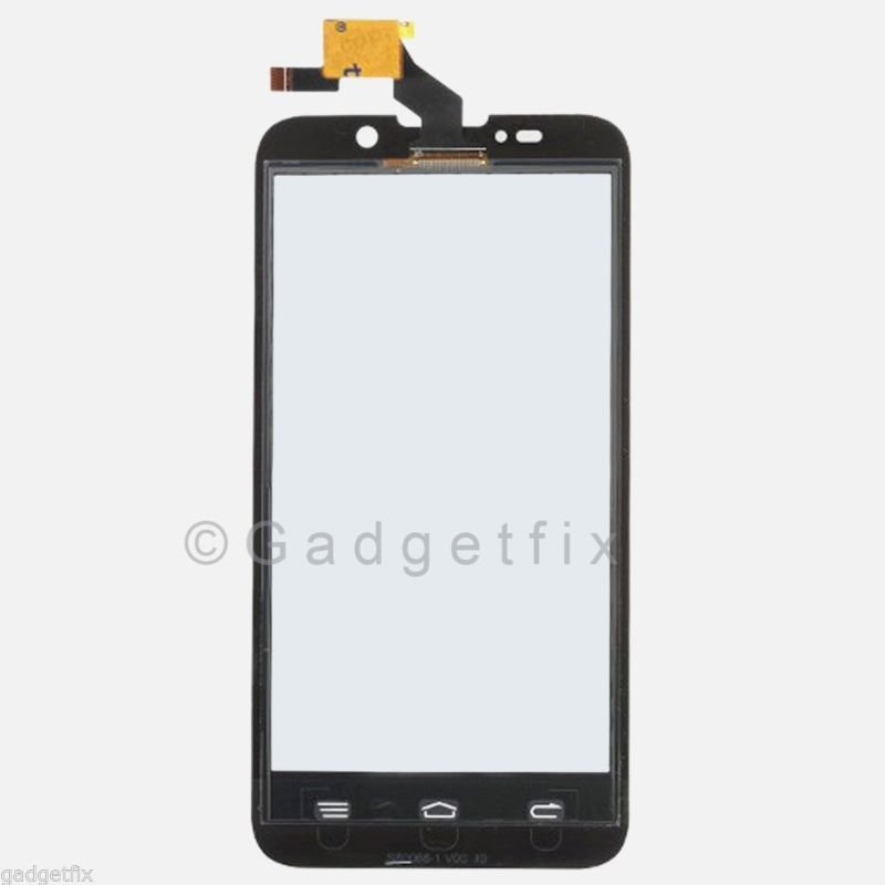 USA Net10 ZTE Solar Z795G Touch Screen Digitizer Outer Glass Replacement Part