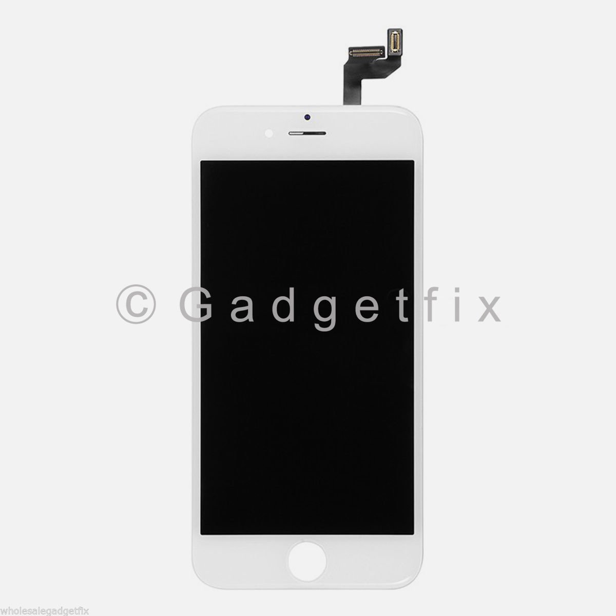 White LCD Screen Display + Touch Screen Digitizer + Frame for iphone 6S