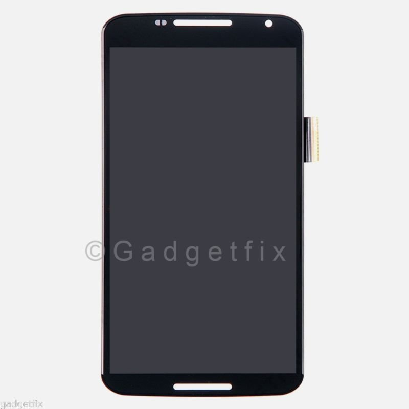 Motorola Google Nexus 6 XT1100 XT1103 LCD Touch Digitizer Glass Assembly