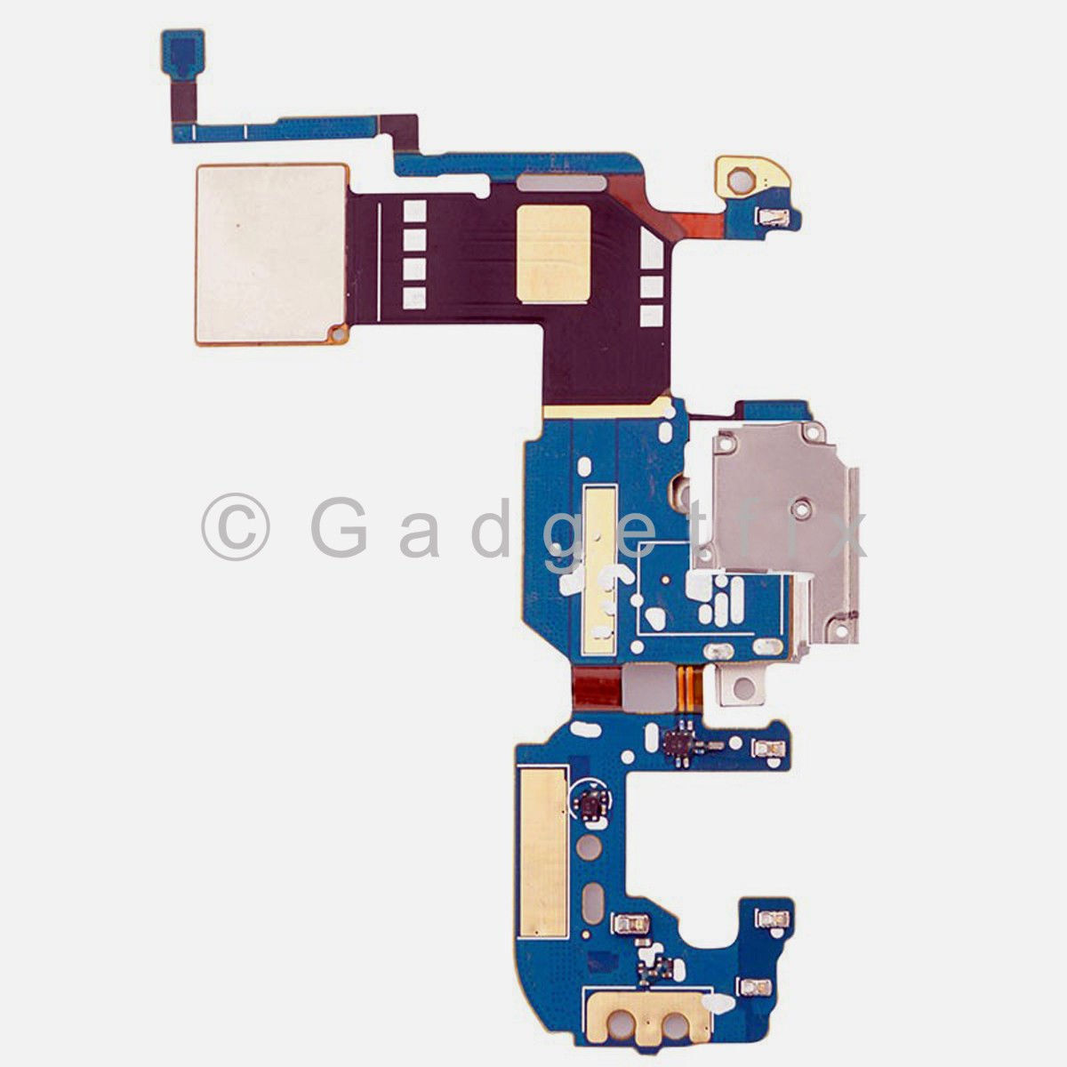 USA OEM USB Charger Charging Port Dock Mic Flex Cable For Samsung Galaxy S8 Plus