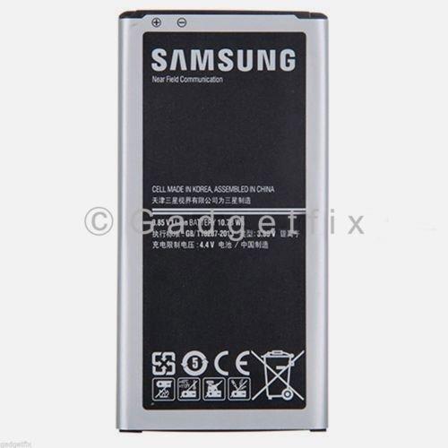 USA Samsung Galaxy S5   S5 Active Genuine OEM Battery EB-BG900BBZ 2800 mAh NFC