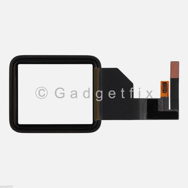 Glass Lens Touch Screen Digitizer For Apple Watch 42mm Series 1