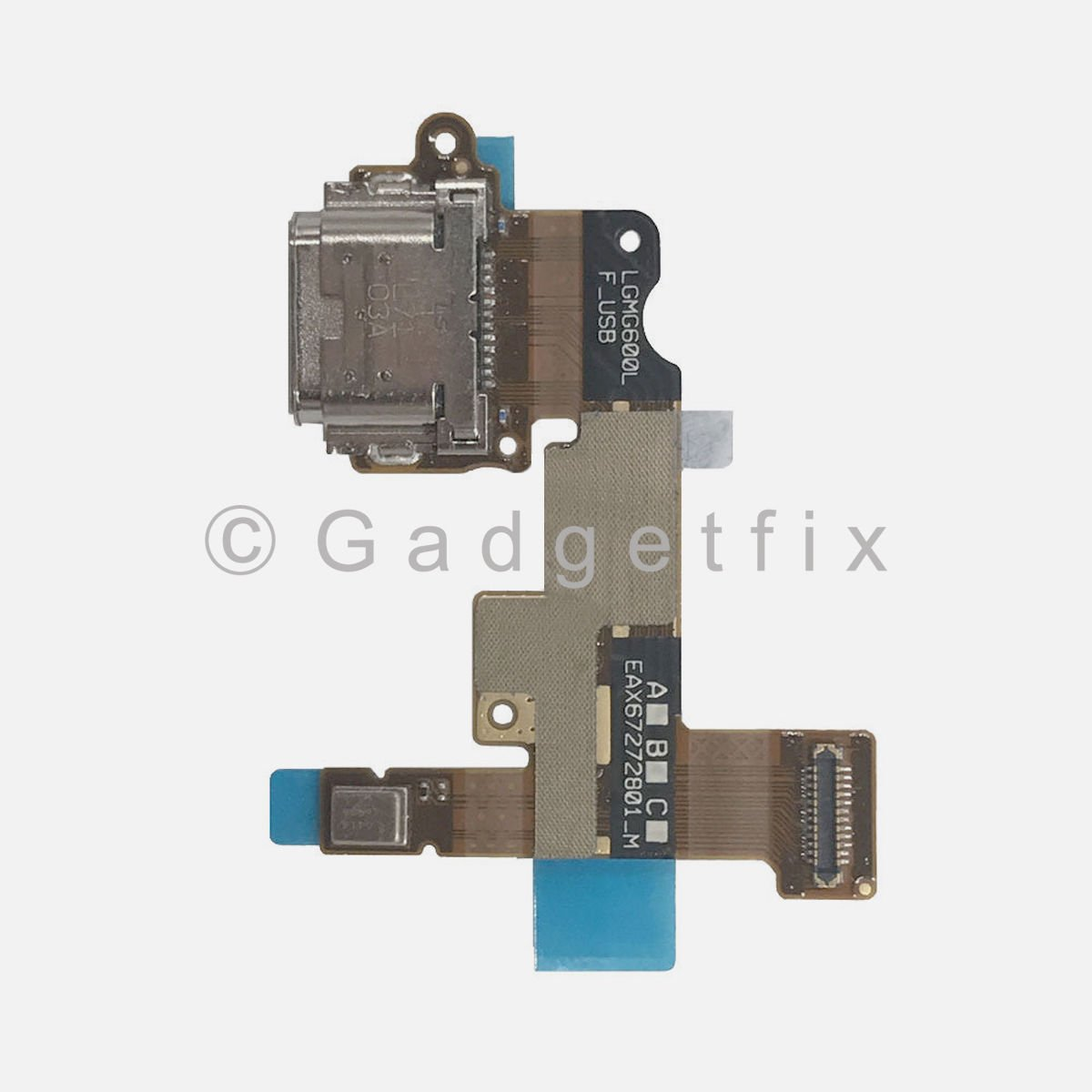USB Charge Charger Charging Port Dock Connector Flex Cable Replacement For LG G6