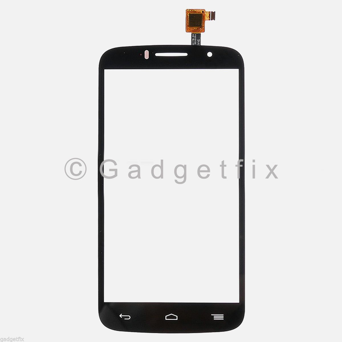 online store e63d6 c9ea8 US Alcatel One Touch Idol S 6034R 6034Y 6034M Digitizer Touch Screen ...