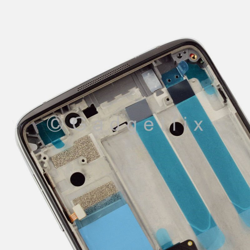 US Black Alcatel One Touch Idol 4 6055 6055P LCD Touch