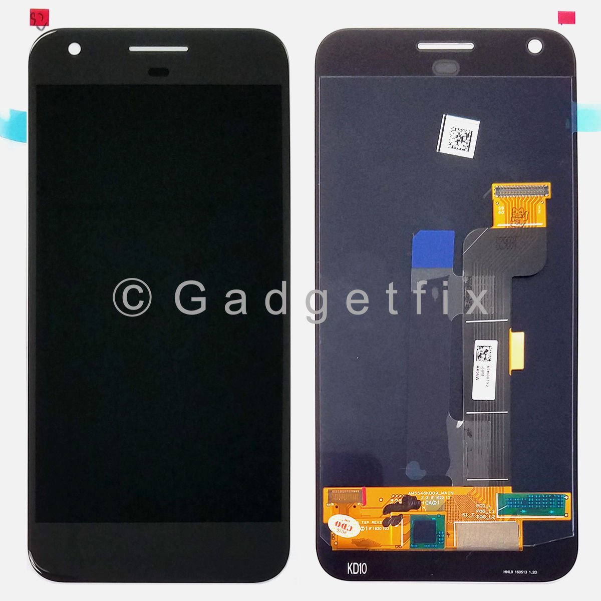 Google Pixel XL 5.5 Display LCD Touch Screen Digitizer Assembly + Adhesive