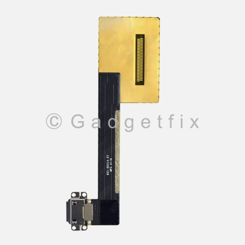Gray Charger Charging Port Dock Flex Cable For iPad Pro 9.7 A1673 A1674 A1675