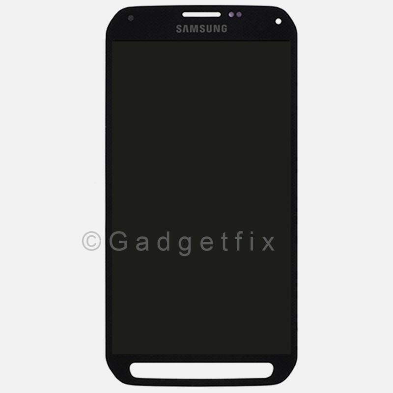 Gray Samsung Galaxy S5 Active G870 G870A LCD Screen Digitizer Touch | Grade A
