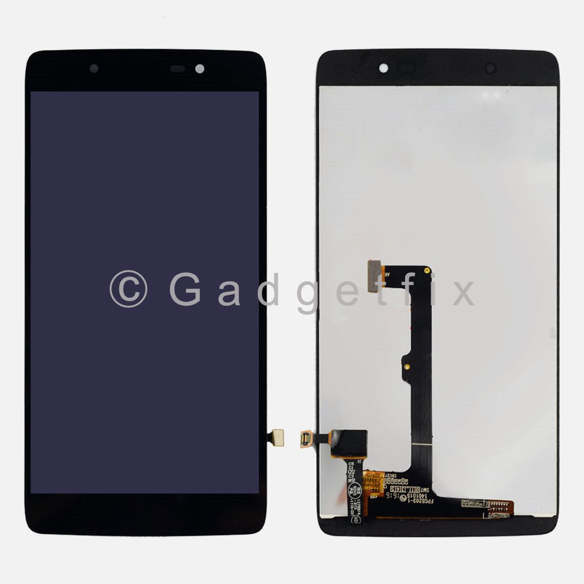 LCD Display Touch Screen Digitizer Assembly Replacement For Blackberry DTEK50