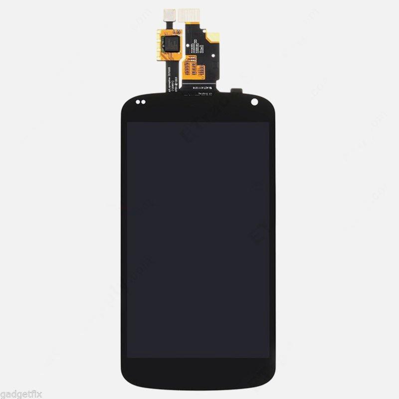 LG Google Nexus 4 E960 LCD Screen Display + Touch Screen Digitizer Assembly