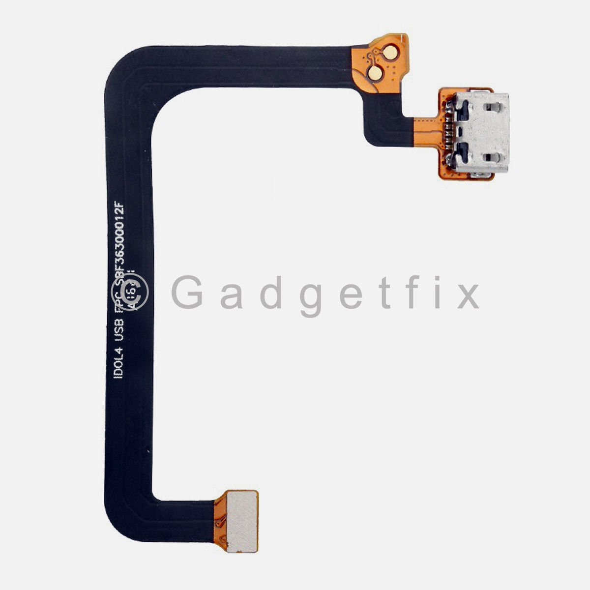 USB Charging Port Flex Cable For Alcatel OneTouch Idol 4 6055 6055P 6055K 6055B 6055H 6055Y