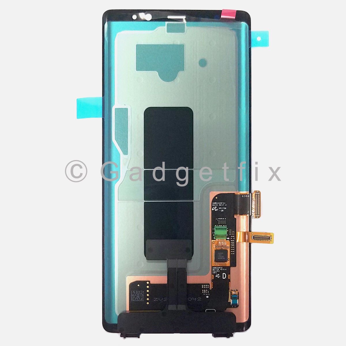 OEM LCD Display Touch Screen Digitizer Replacement For Samsung Galaxy Note 8