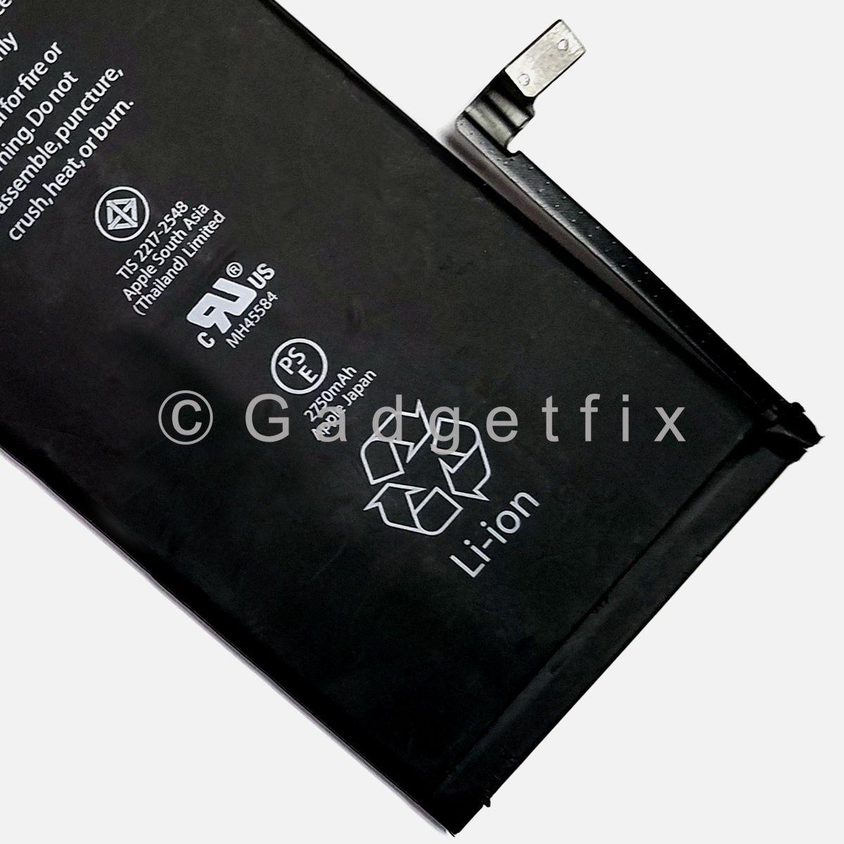 OEM Li-ion Battery For Apple iPhone 6S Plus | Cadex Tested Minimum 80% Capacity