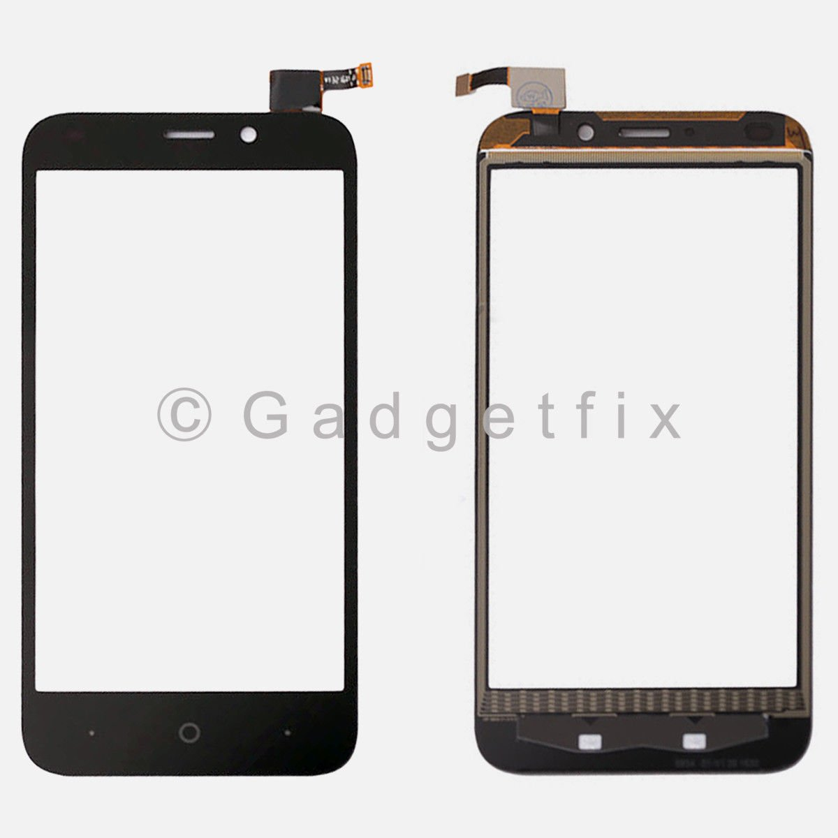 1d8cb858762fe6 Home Other Parts ZTE Others Touch Screen Digitizer Glass Replacement Parts  For ZTE Avid Trio Z833 5