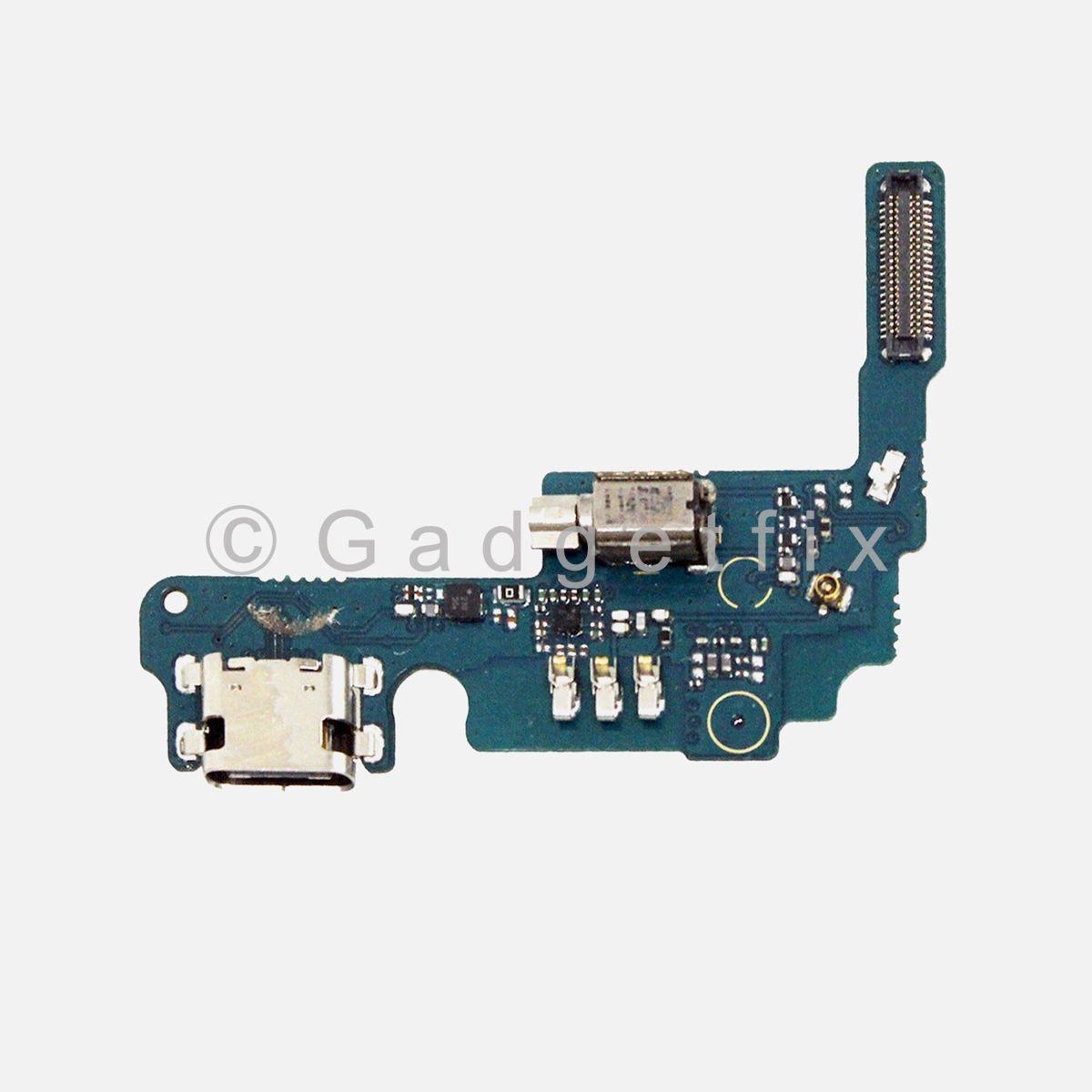 ZTE Grand X Max 2 Z988 USB Charger Charging Port Dock Vibrator Flex Cable