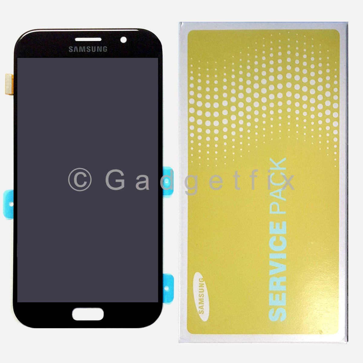 Samsung Galaxy A7 2017 A720 A720F A720F/DS Touch Screen Digitizer LCD Display
