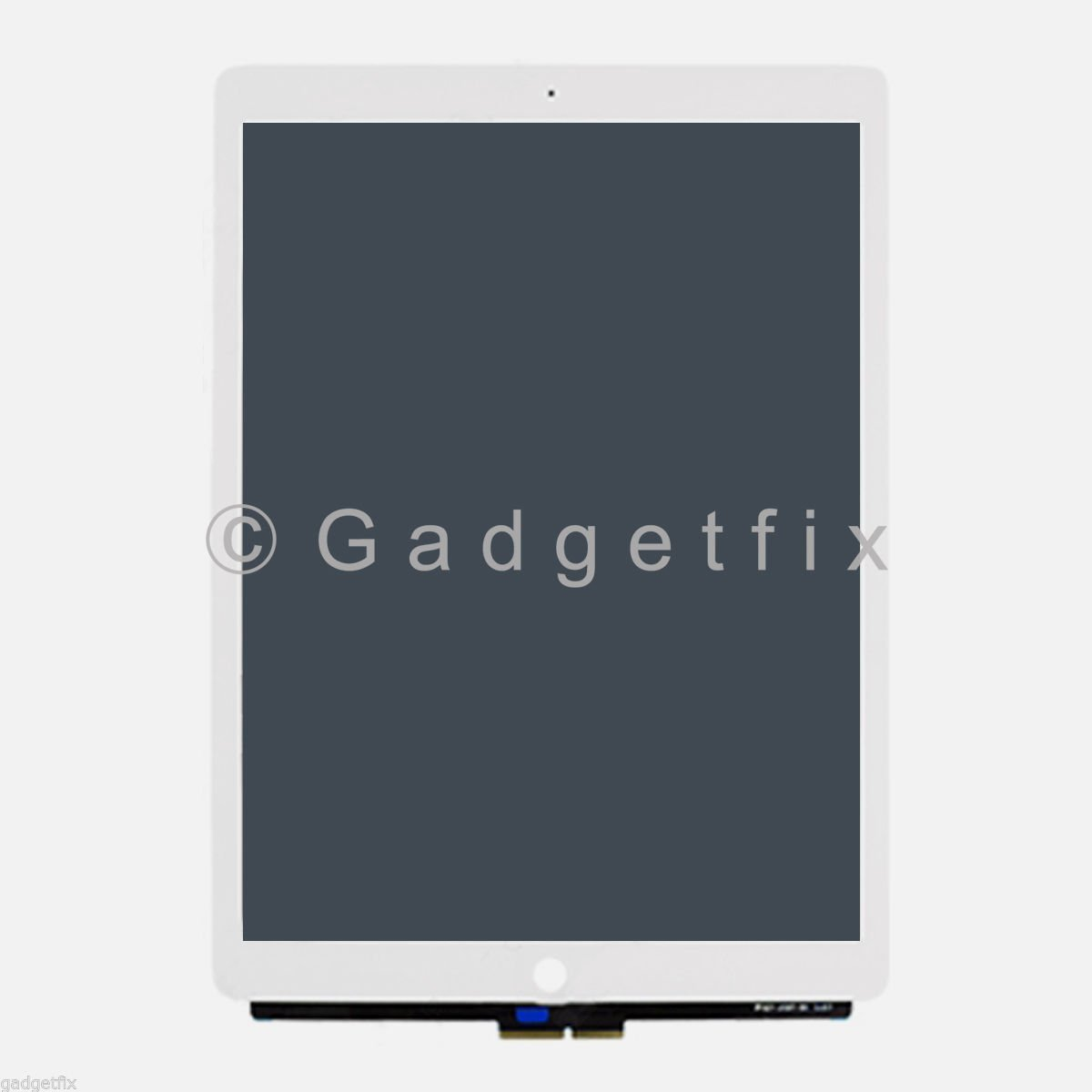 White LCD Screen Display Touch Screen Digitizer Assembly For iPad Pro 12.9