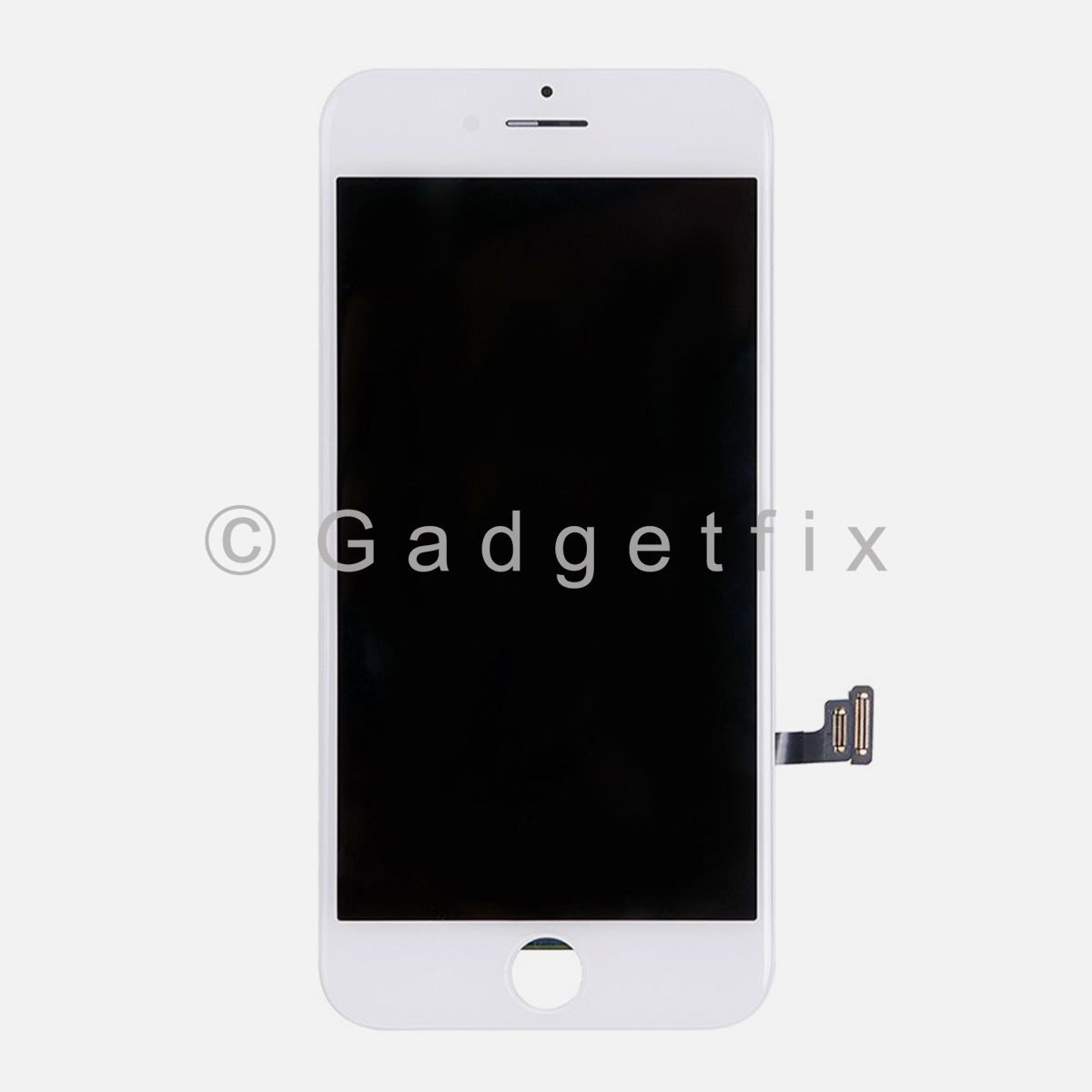 White LCD Screen Display + Touch Screen Digitizer + Frame Assembly for iphone 7