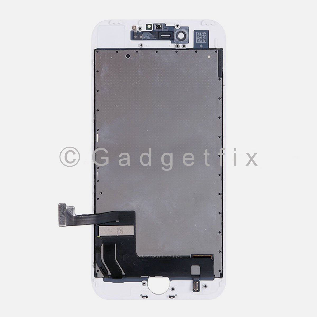 white lcd screen display touch screen digitizer frame assembly for iphone 7 232099868494. Black Bedroom Furniture Sets. Home Design Ideas