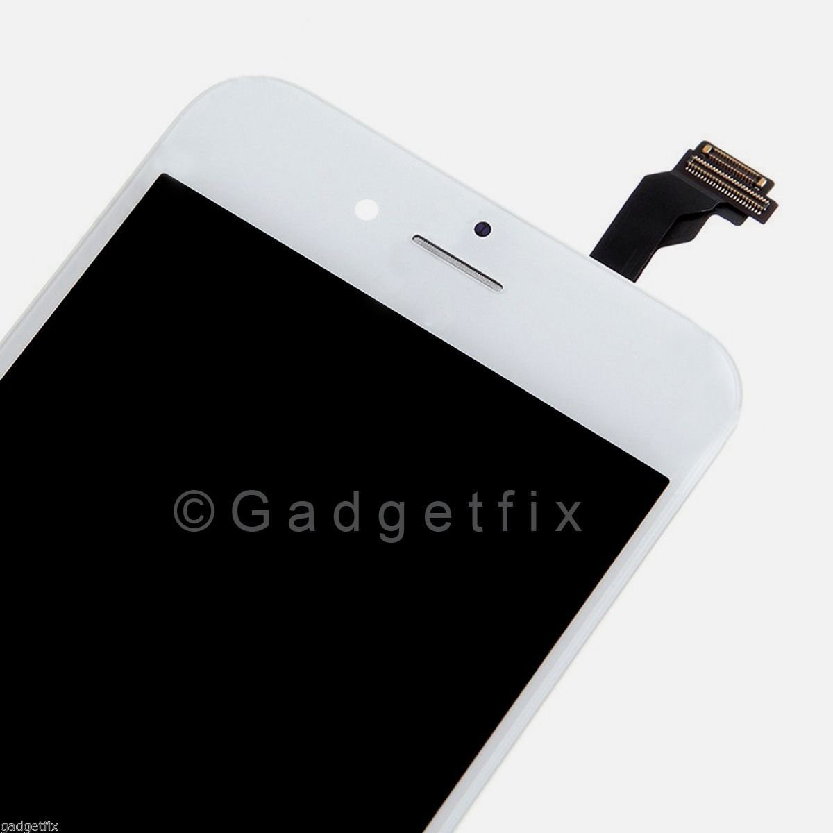 how to fix my phone screen is white
