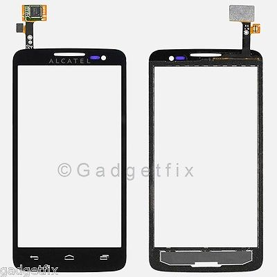 Alcatel One Touch Evolve D356 D393 Digitizer Touch Screen Panel Replacement Part