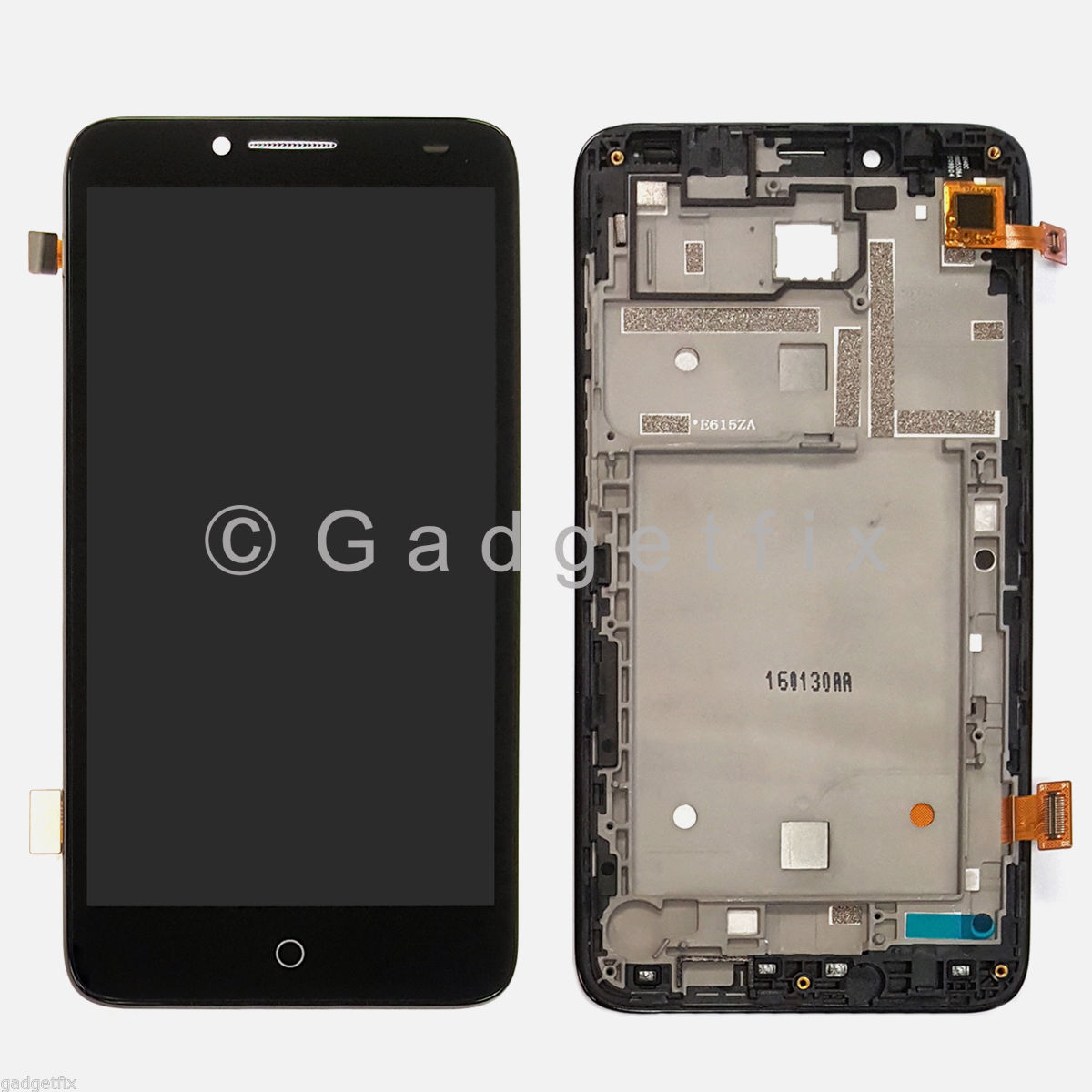Alcatel One Touch Fierce XL 5054 5054N LCD Screen Display Touch Screen Digitizer