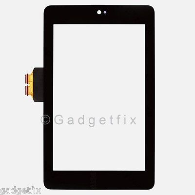 Asus Google Nexus 7 Front Panel Touch Screen Glass Lens Digitizer Repair Parts