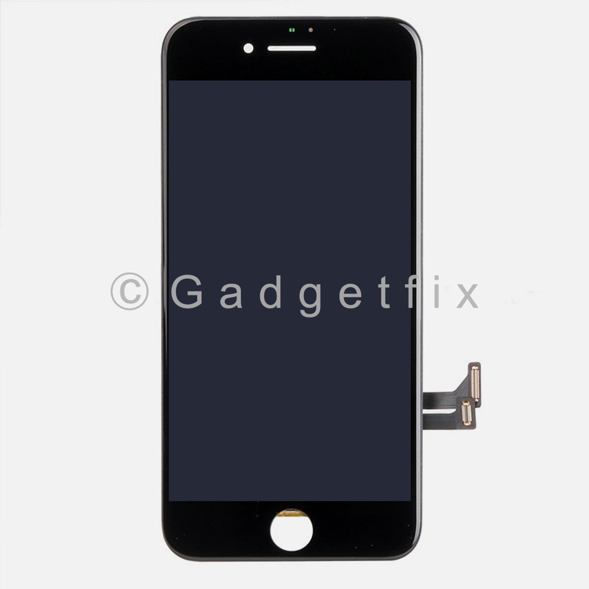Black LCD Screen Display + Touch Screen Digitizer + Frame Assembly for iphone 7