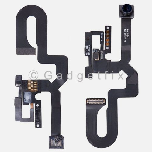 Front Facing Camera Module Proximity Light Sensor Flex Cable For iPhone 7 Plus